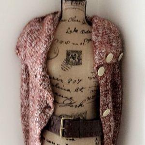 Zara long knitted sweater